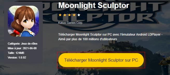 Installer Moonlight Sculptor sur PC