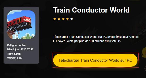 Installer Train Conductor World sur PC