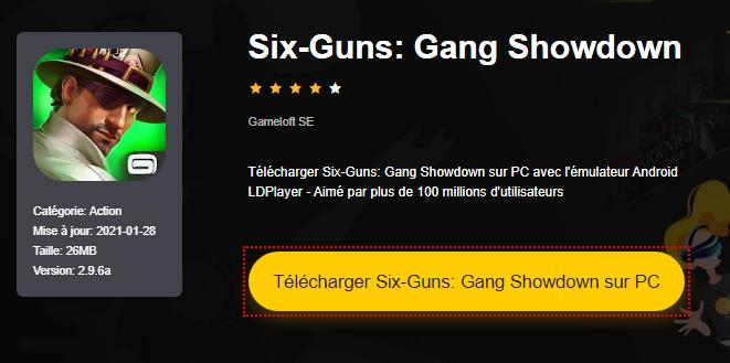 Installer Six-Guns: Gang Showdown sur PC