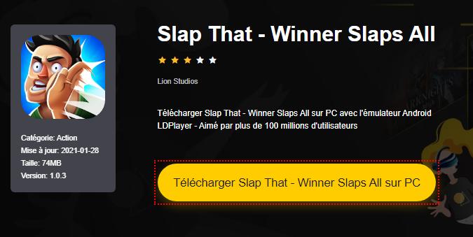 Installer Slap That - Winner Slaps All sur PC