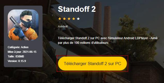 Installer Standoff 2 sur PC