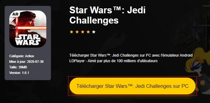 Installer Star Wars™: Jedi Challenges sur PC