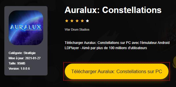 Installer Auralux: Constellations sur PC