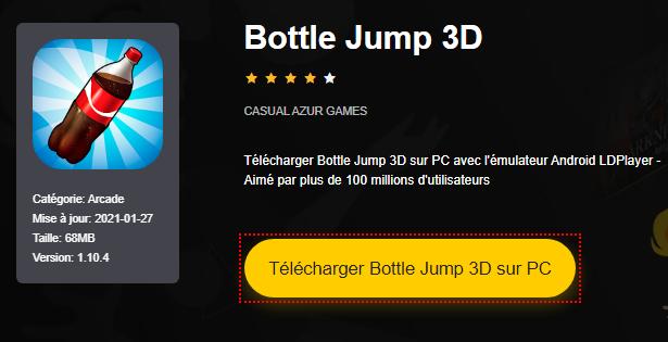 Installer Bottle Jump 3D sur PC