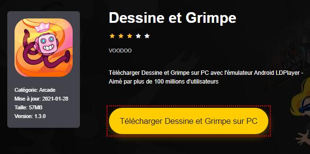 Installer Dessine et Grimpe sur PC