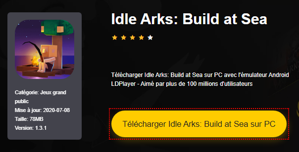 Installer Idle Arks: Build at Sea sur PC