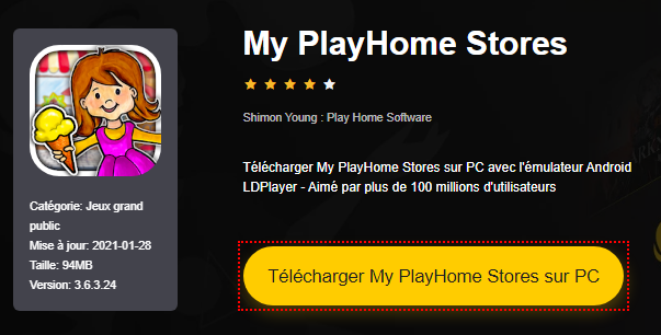 Installer My PlayHome Stores sur PC