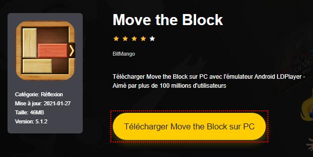 Installer Move the Block sur PC