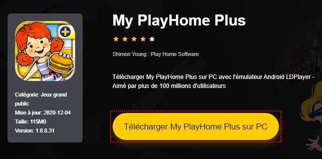 Installer My PlayHome Plus sur PC