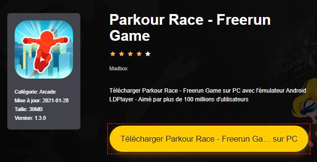 Installer Parkour Race - Freerun Game sur PC