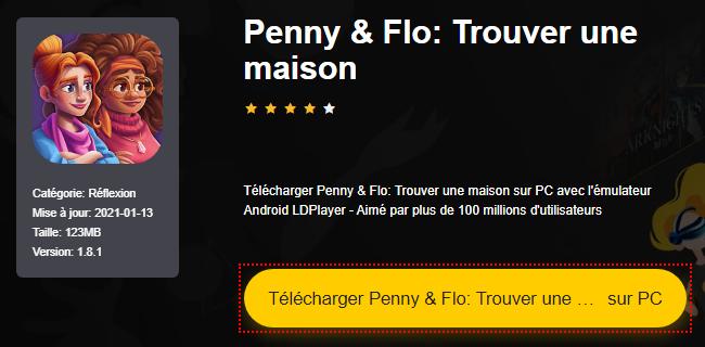 Installer Penny & Flo: Trouver une maison sur PC