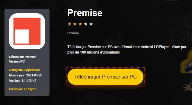 Installer Premise sur PC