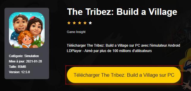 Installer The Tribez: Build a Village sur PC