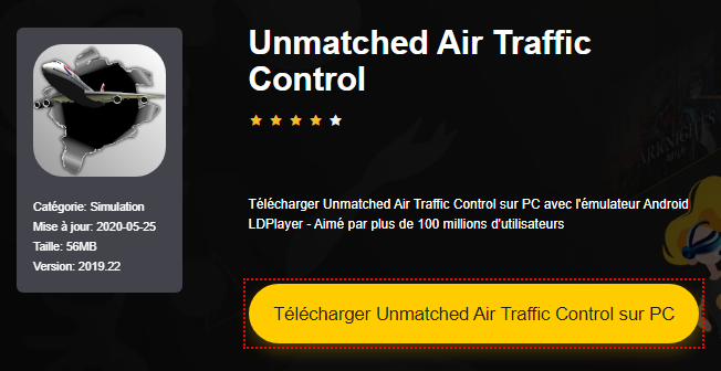 Installer Unmatched Air Traffic Control sur PC