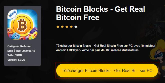 Installer Bitcoin Blocks - Get Real Bitcoin Free sur PC