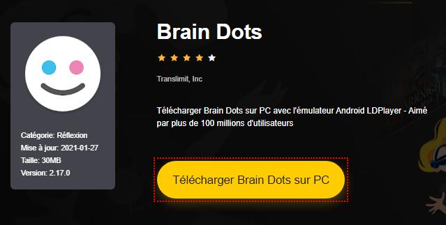 Installer Brain Dots sur PC