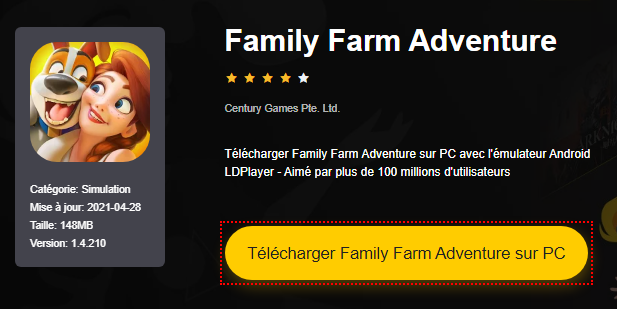 Installer Family Farm Adventure sur PC