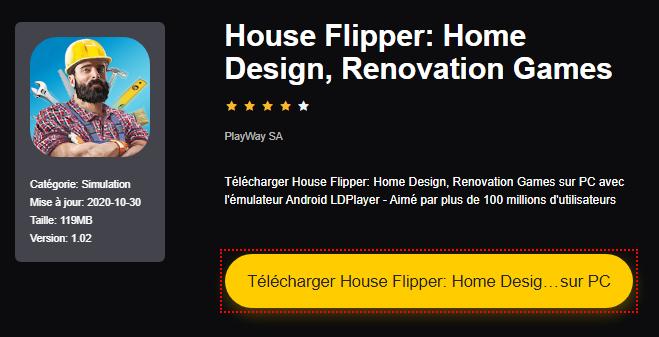 Installer House Flipper: Home Design, Renovation Games sur PC