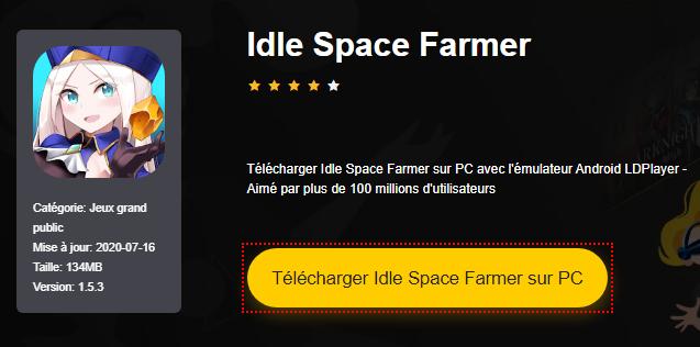 Installer Idle Space Farmer sur PC