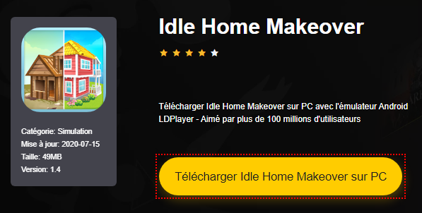 Installer Idle Home Makeover sur PC