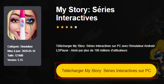 Installer My Story: Séries Interactives sur PC