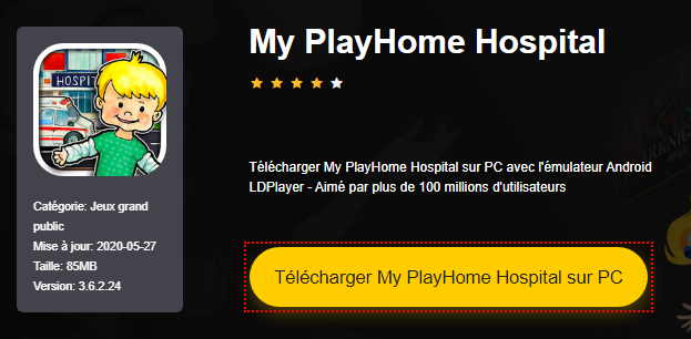 Installer My PlayHome Hospital sur PC