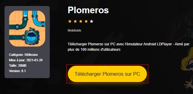 Installer Plomeros sur PC