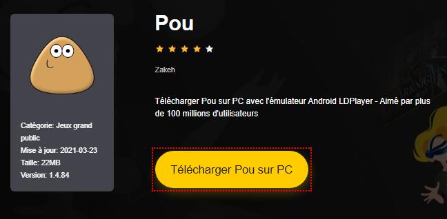 Installer Pou sur PC