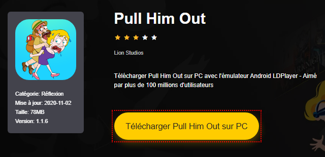 Installer Pull Him Out sur PC