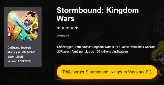 Installer Stormbound: Kingdom Wars sur PC