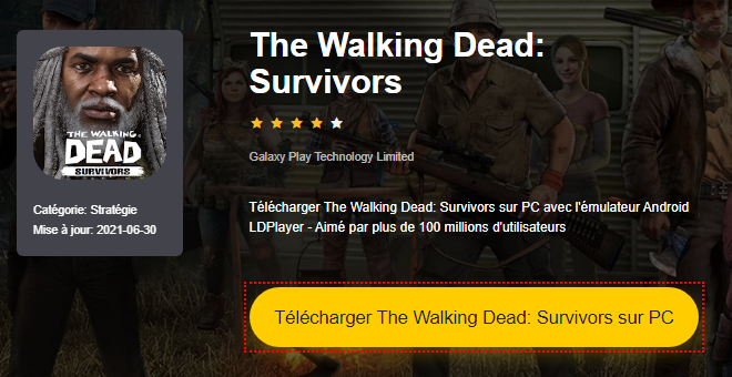 Installer The Walking Dead: Survivors sur PC